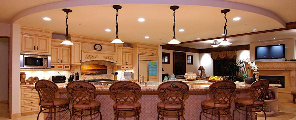 install recessed lighting permit